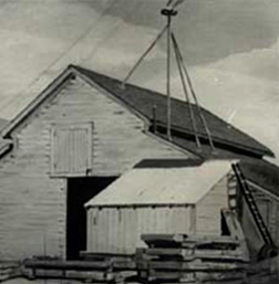 The Barn – Original plant in 1950