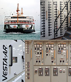 collage iem marine ship vesta-ar