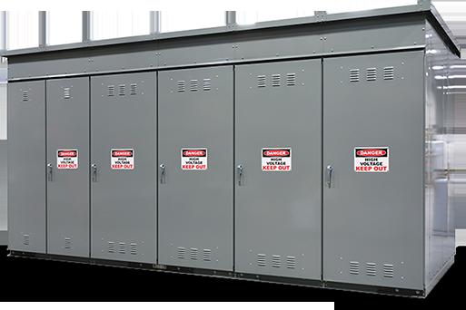 Metal-Enclosed Medium Voltage Switchgear | IEM