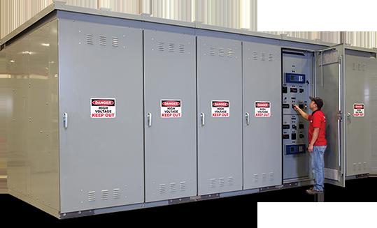 Metal-Clad Medium Voltage Switchgear | IEM